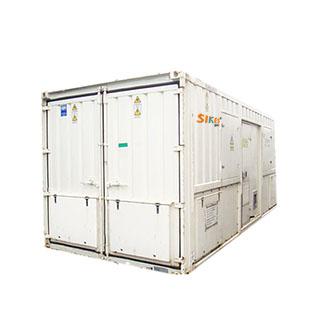 Generator set intelligent testing system
