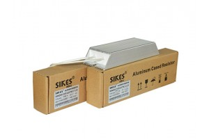 Aluminum Case Resistors with IP55 for Siemens OEM Services