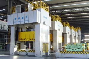 Regenerative unit for Forging machine