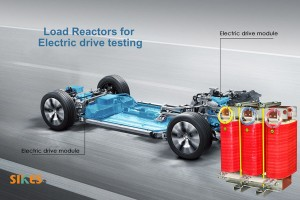 Load Reactor for testing various performance parameters of electric vehicle motor drives