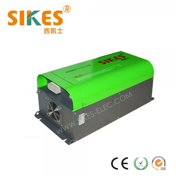 Passive Harmonic Filter , THDi<5%, Rated Current 32A, New design